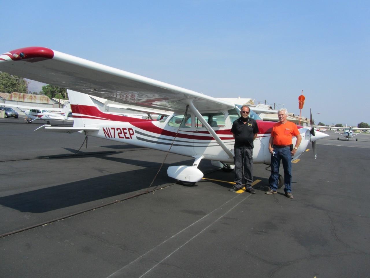 Private Pilot - Phil Long!