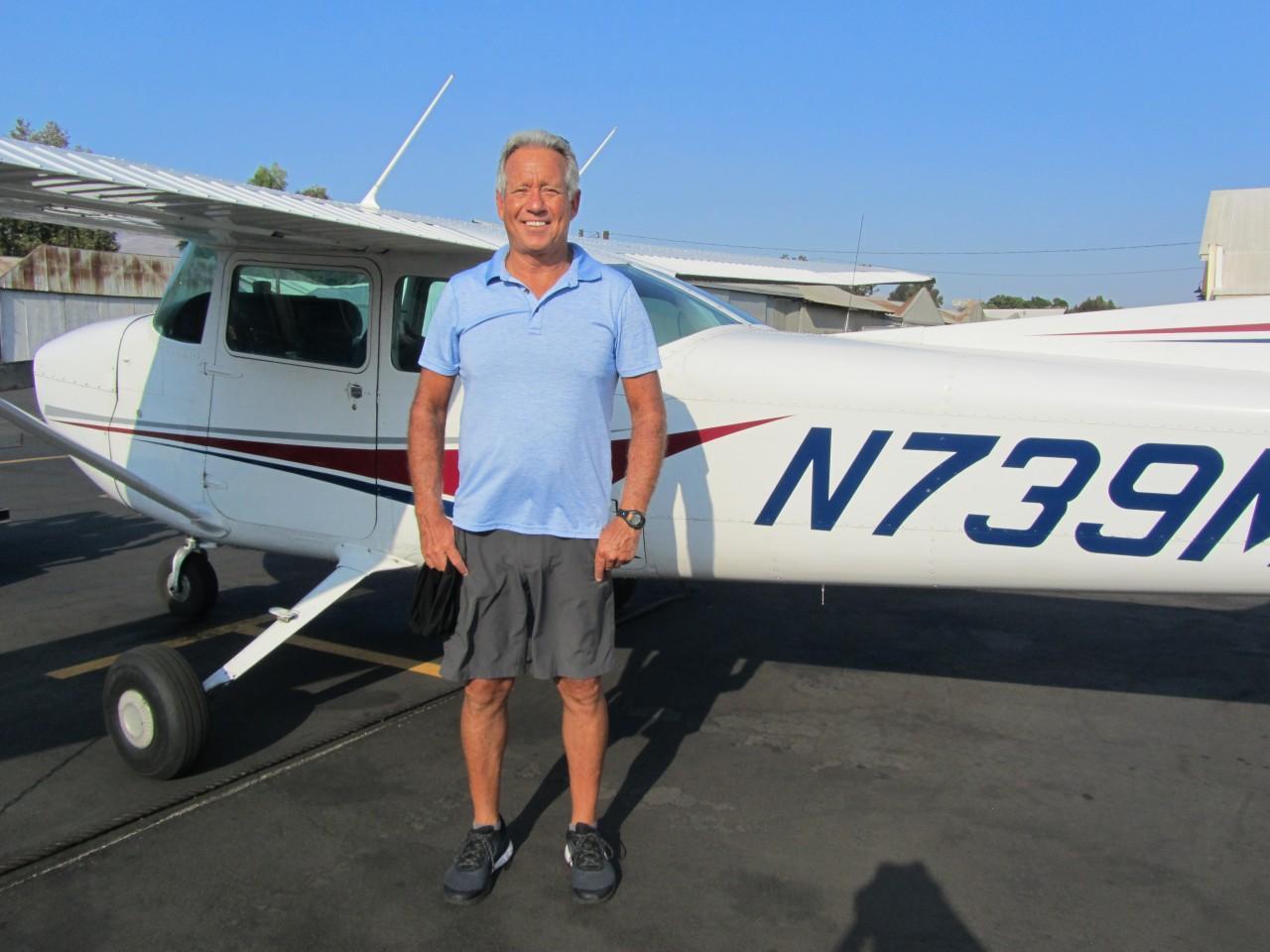 Private Pilot - Steve White
