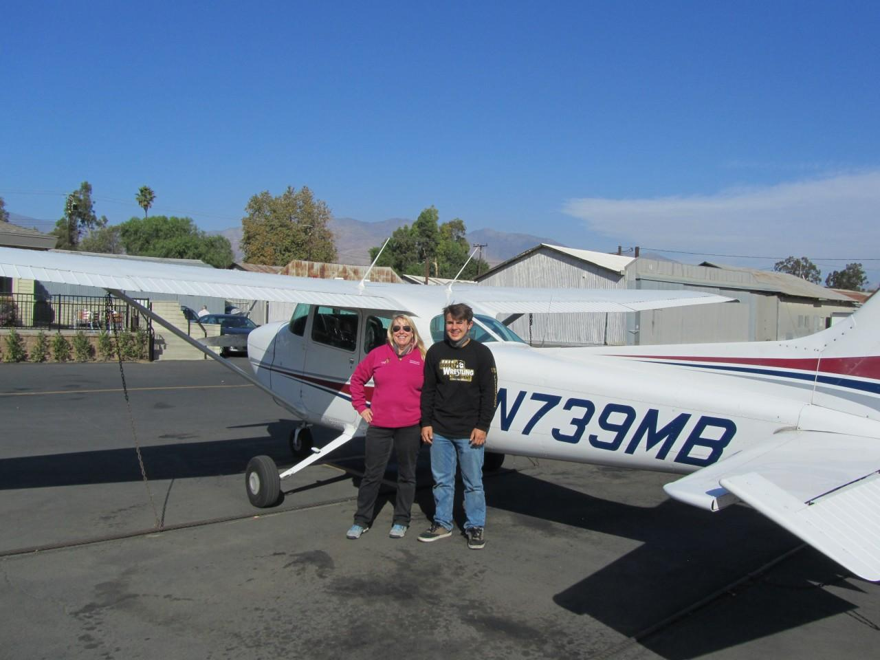 Instrument Rating - David Martoff!