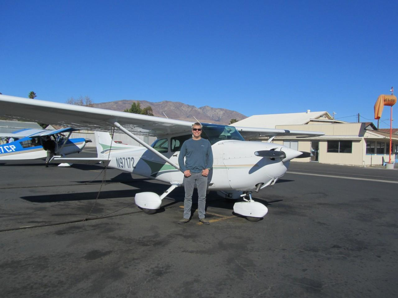 Sam Thorvilson - First Solo & Private Pilot!