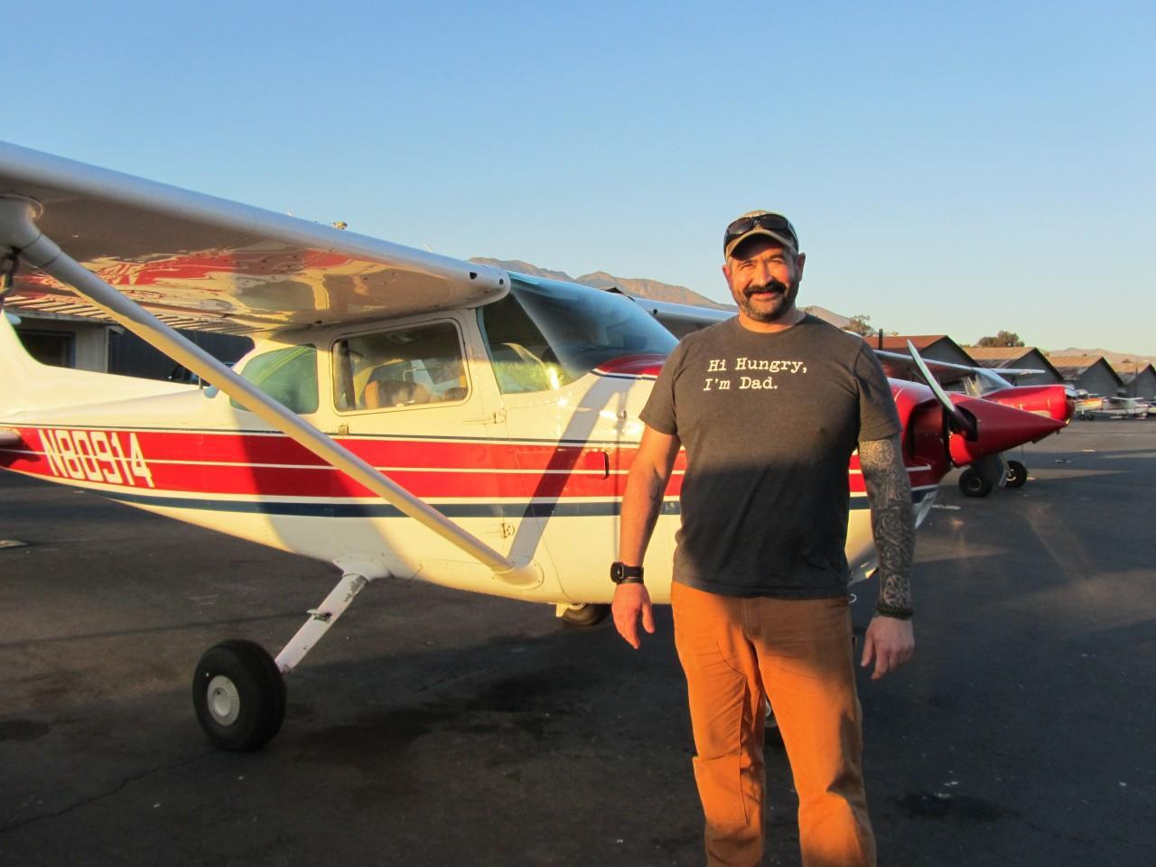 Private Pilot - Patrick Simasko