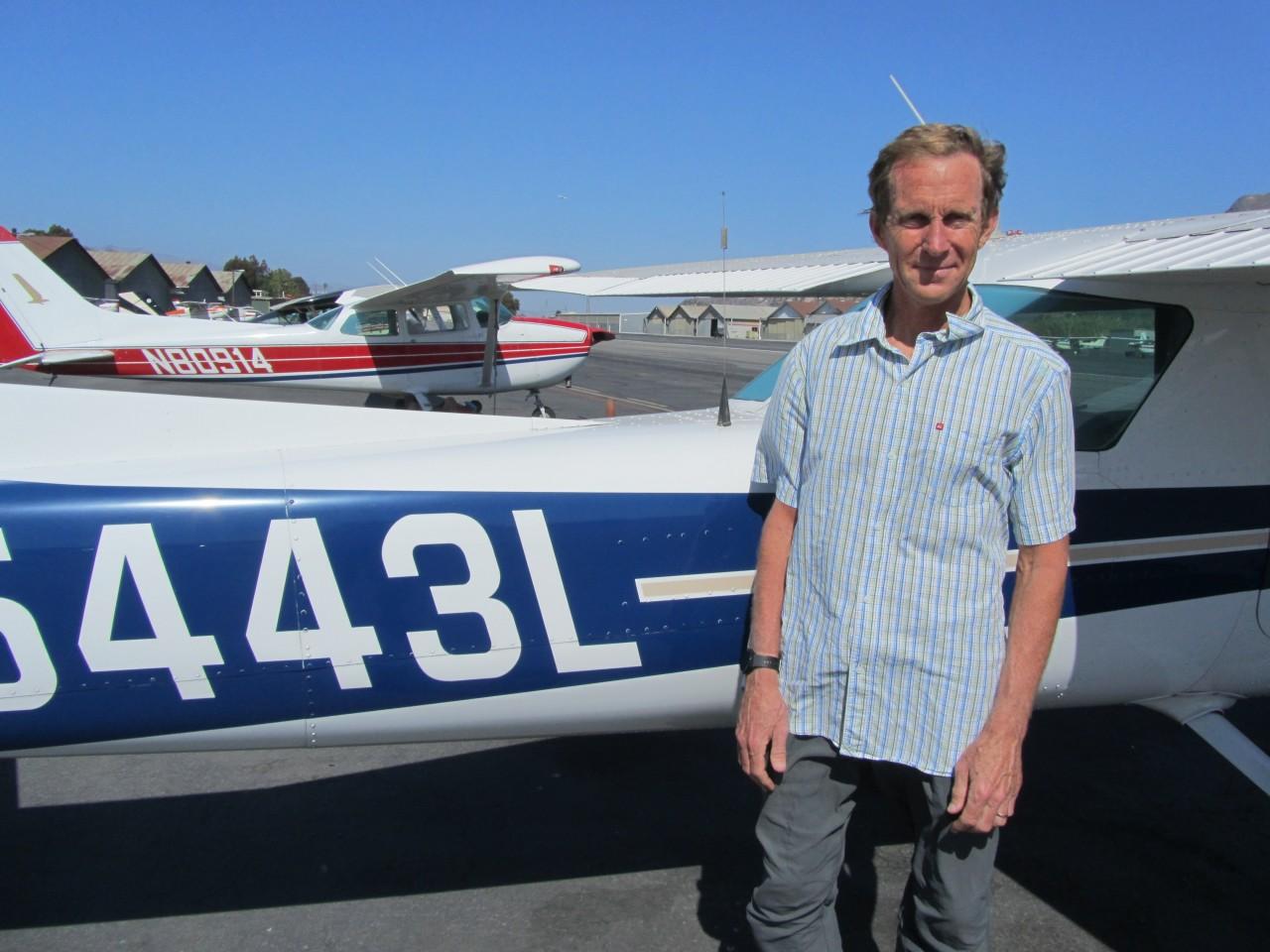 Private Pilot - Chris Crawford