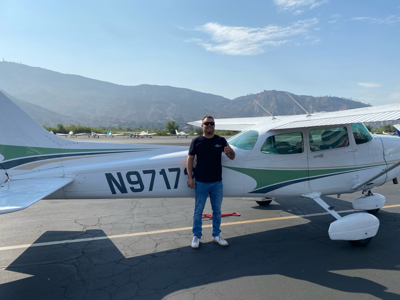 First Solo - Dave Vogt