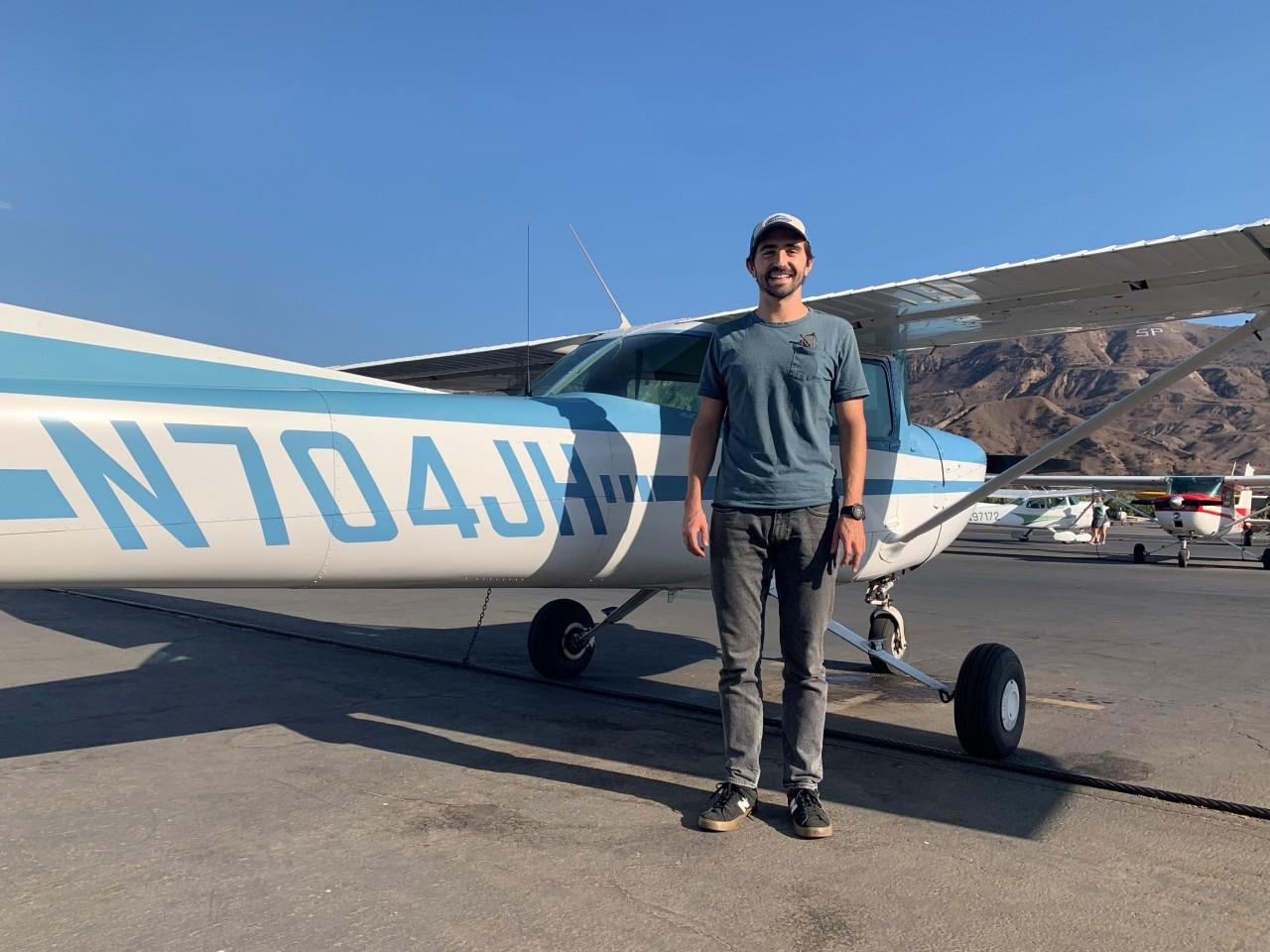 Private Pilot - Patrick Coughran