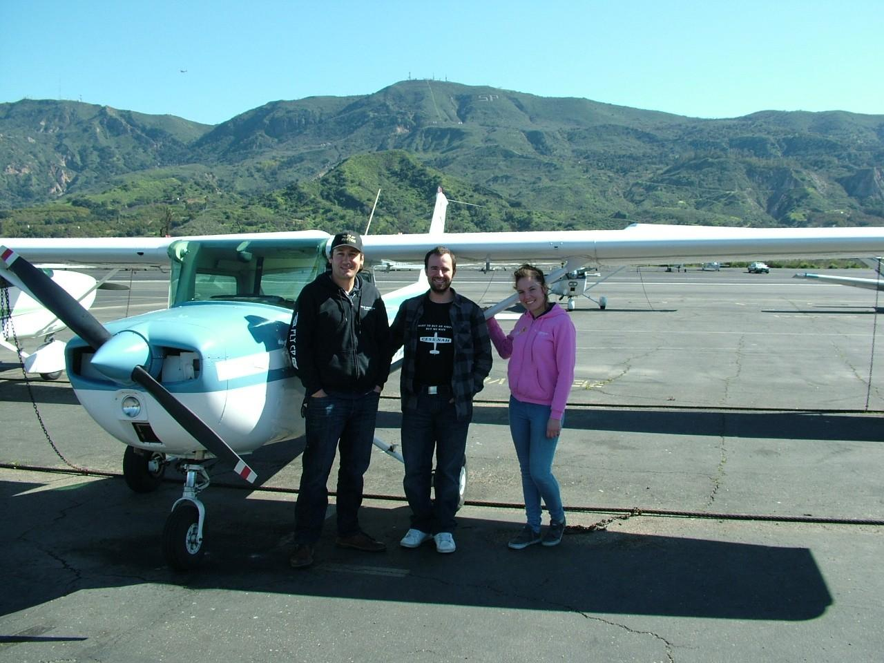 First Solo - Eric Stanton