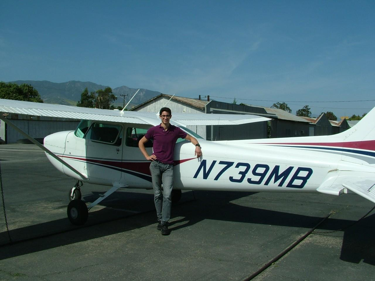 Private Pilot - Isaac Rimon