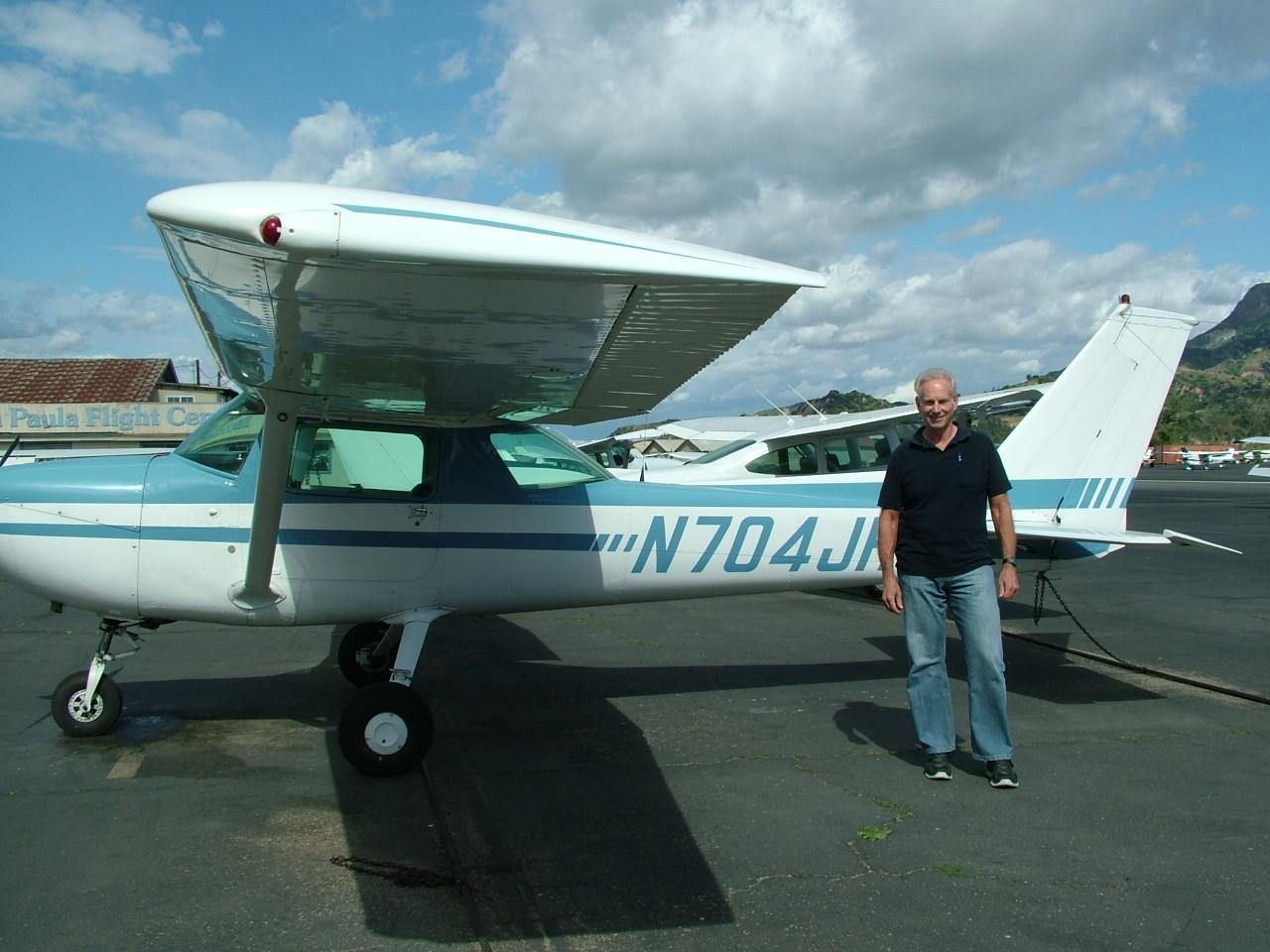 Private Pilot - Mark McCamish