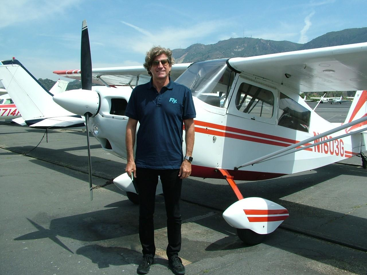 Tailwheel Endorsement - Paul Markovits