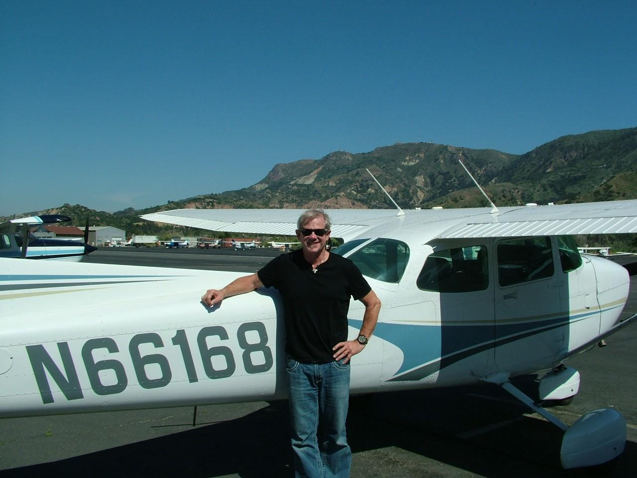 Private Pilot - Shawn Cordon