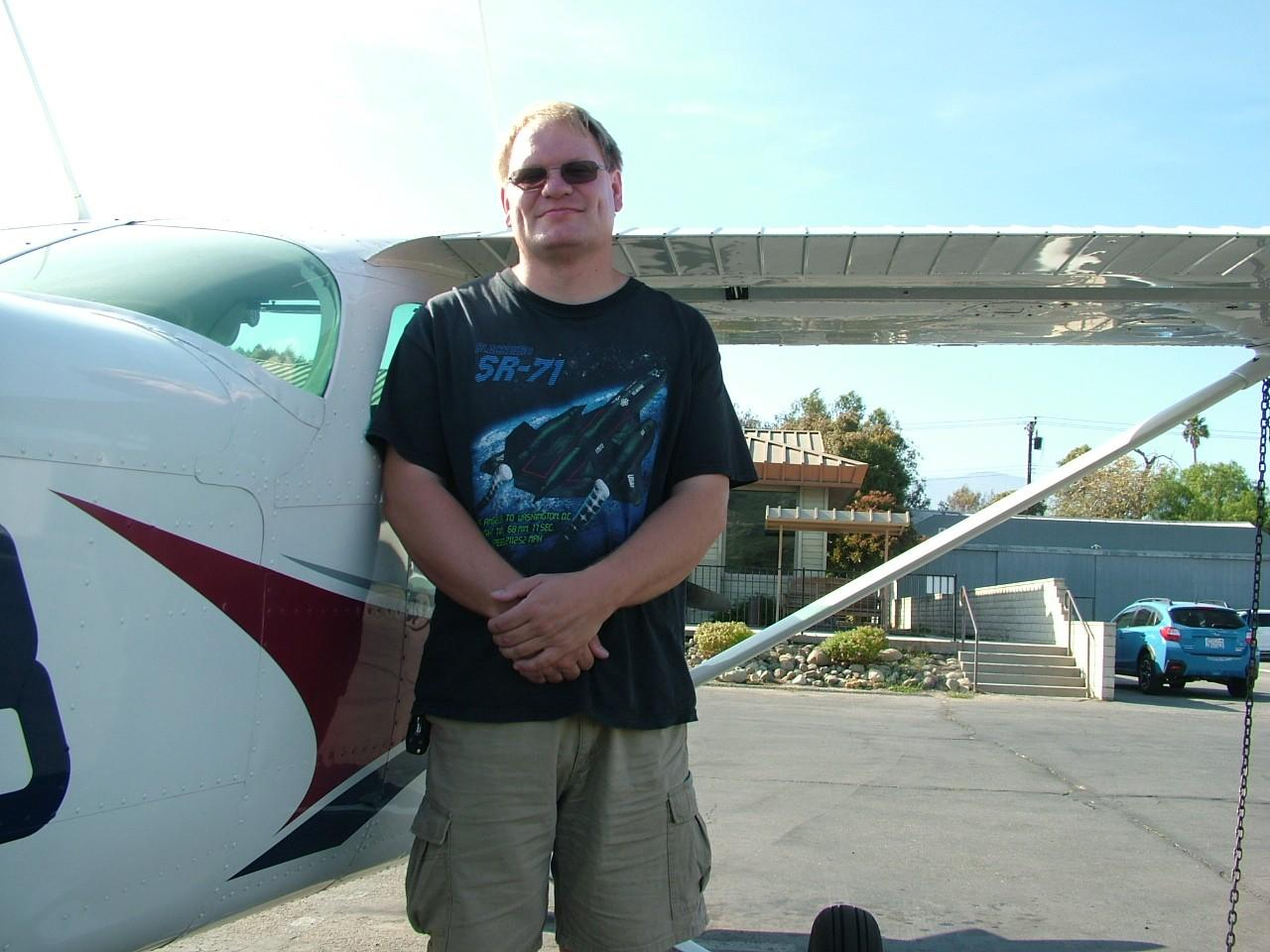 Instrument Rating - David Obenchain