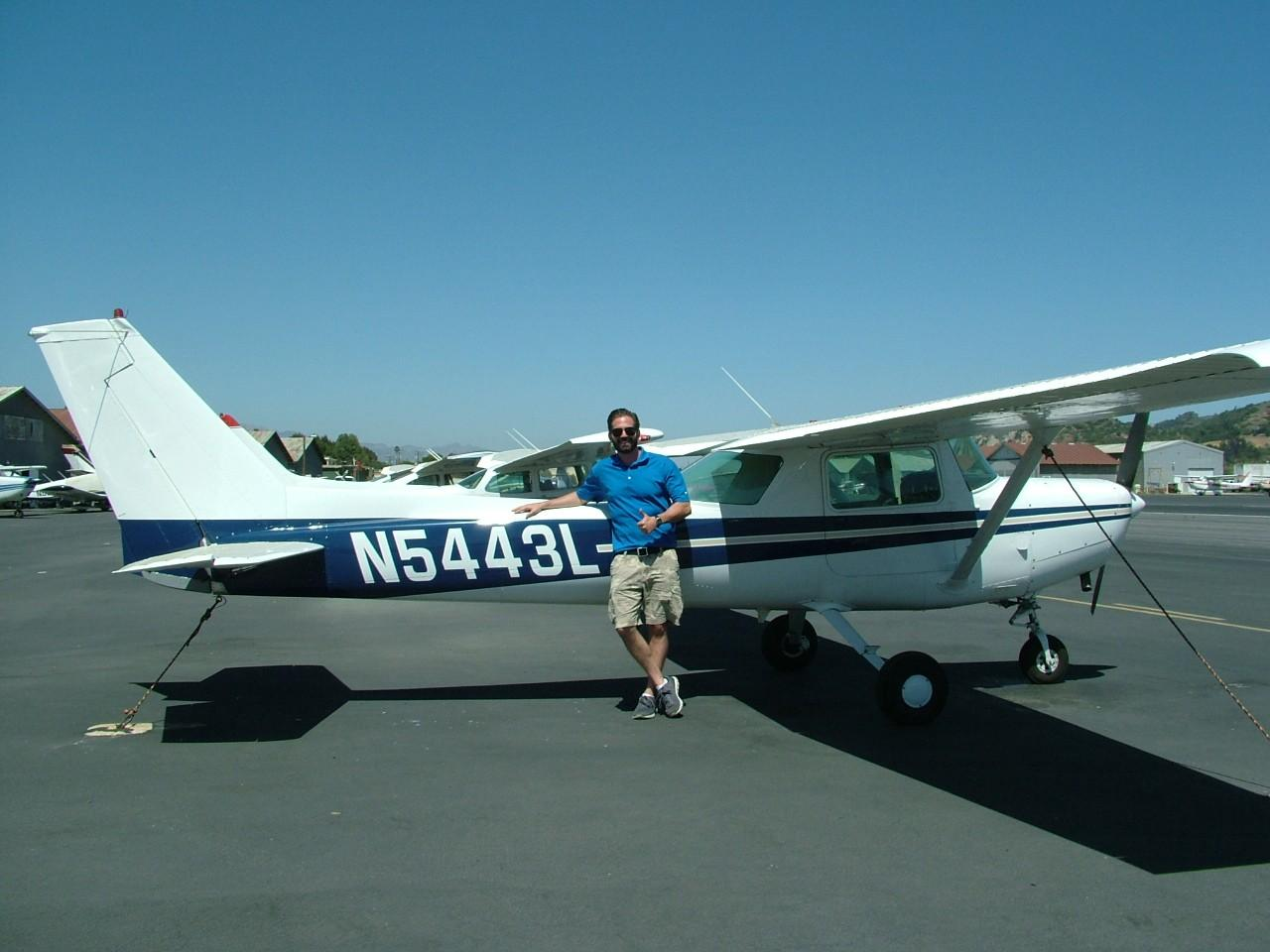 Private Pilot - Jimmy Stegner