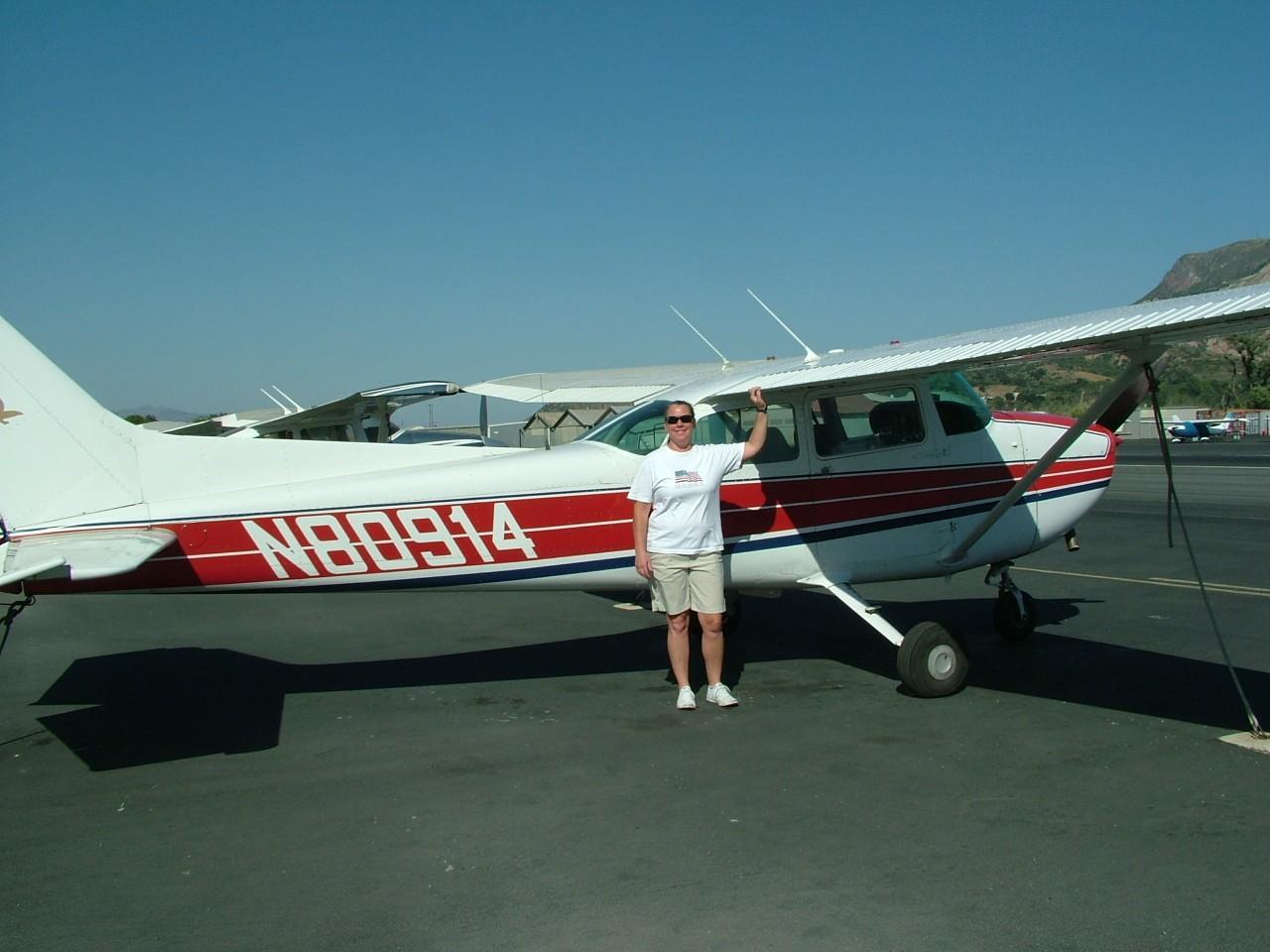 Private Pilot - Gloria Stafford
