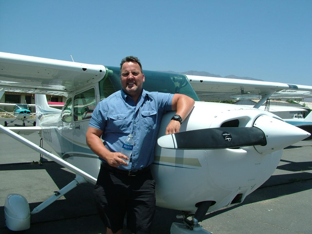 Instrument Rating - Warren Tittlemier
