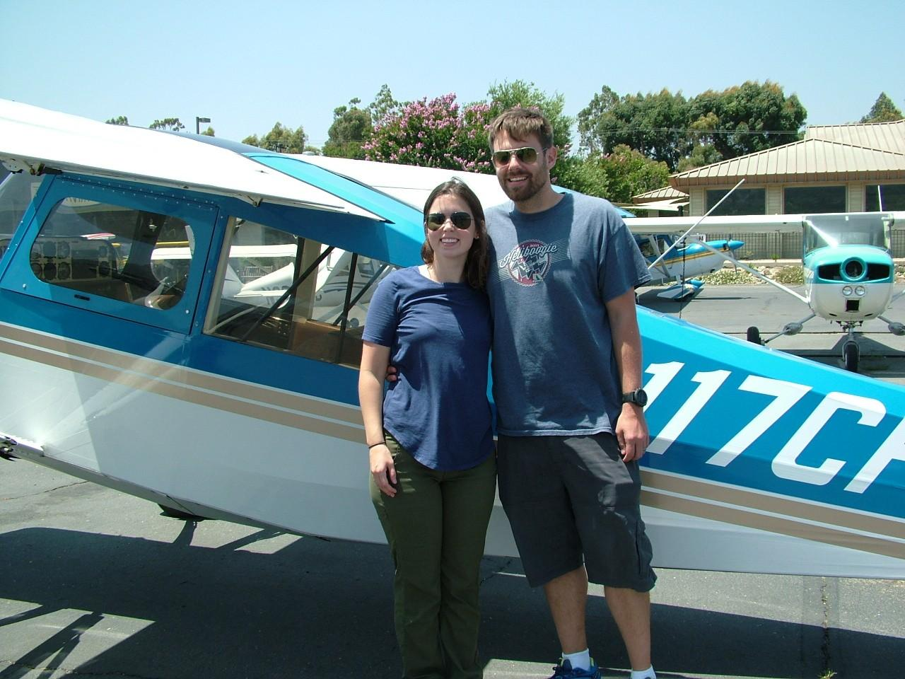 Tailwheel Endorsements                     Justin & Janie Thomas