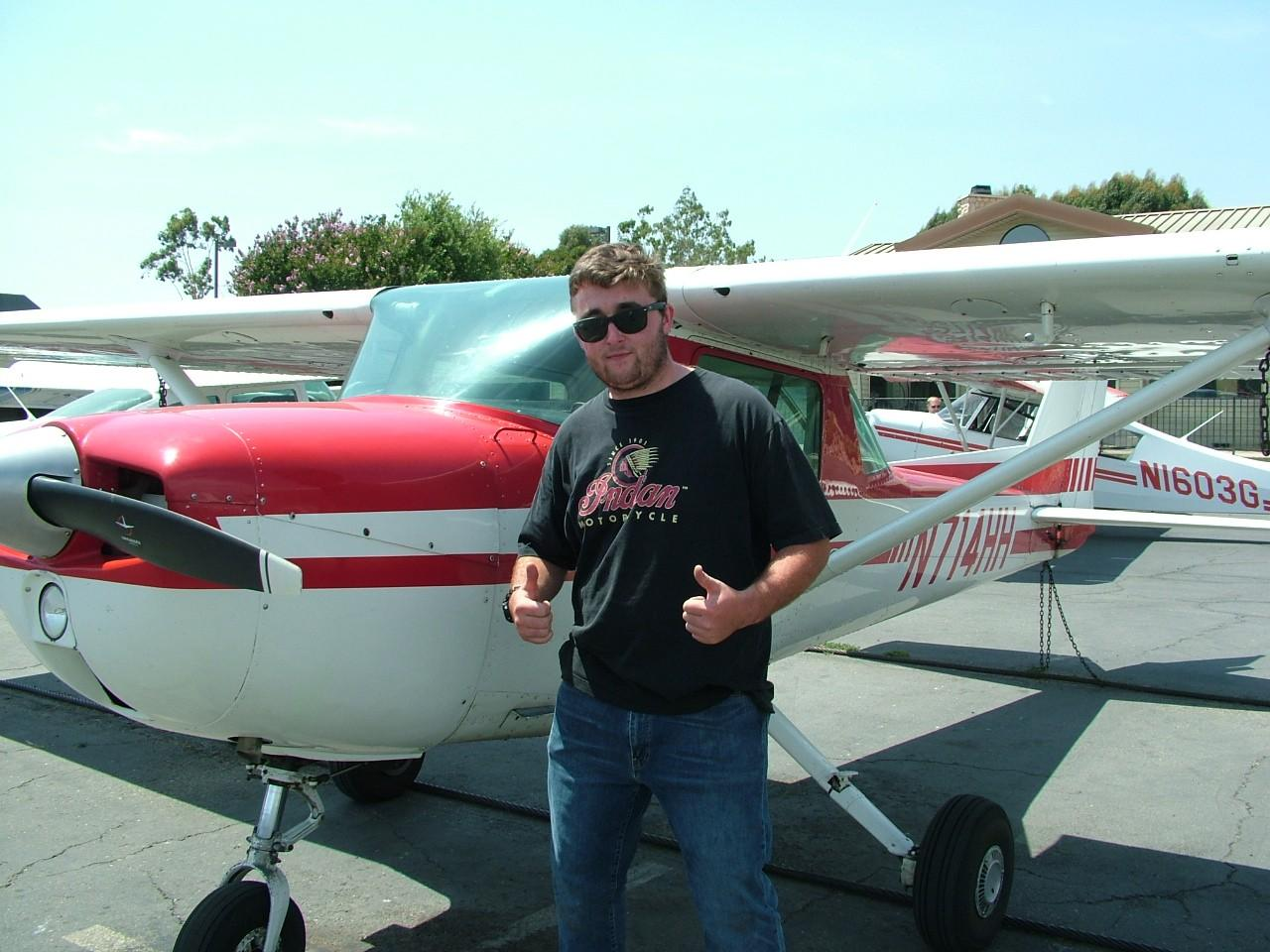 Private Pilot - Jacob Hooper