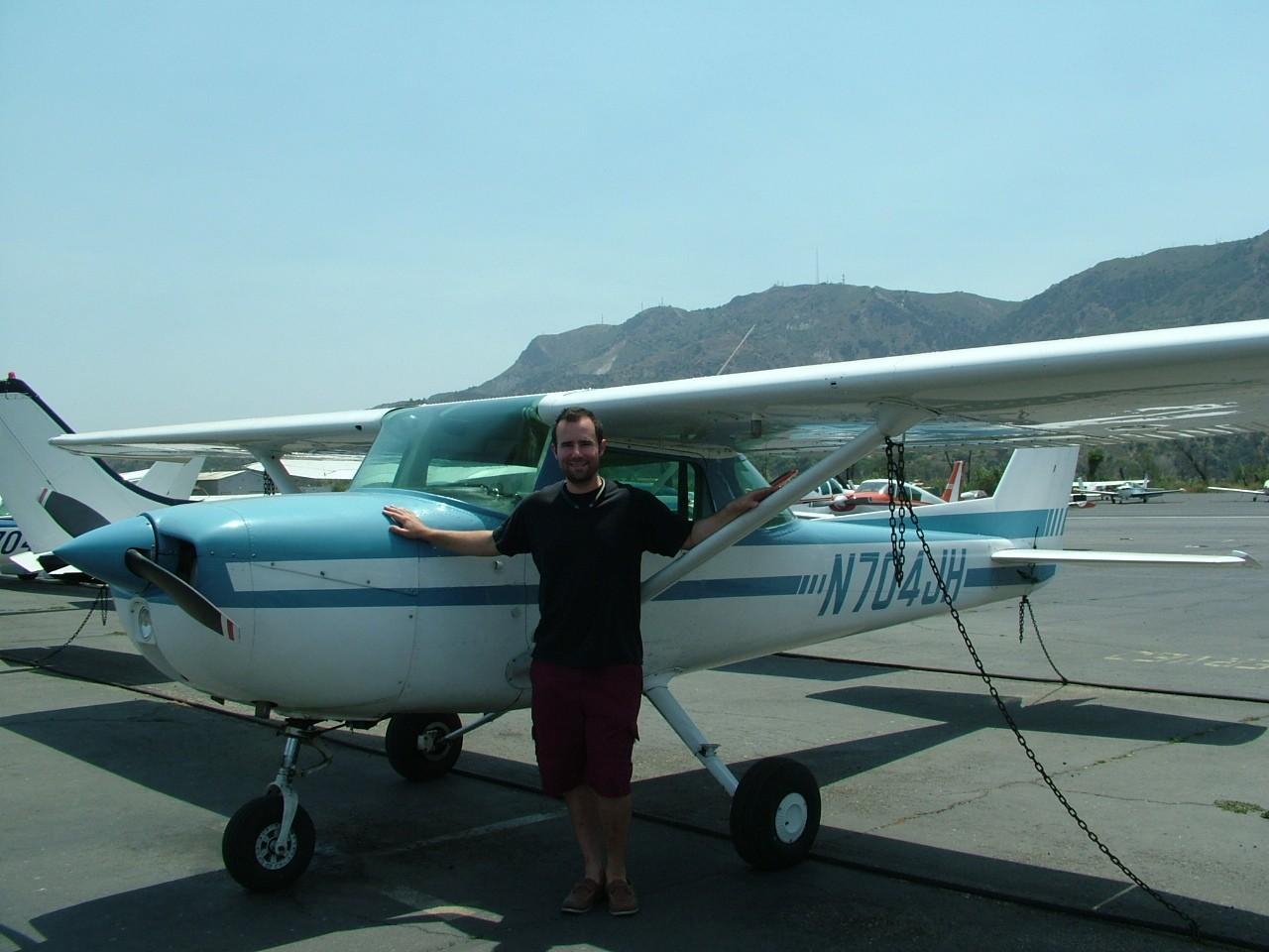 Private Pilot - Eric Stanton
