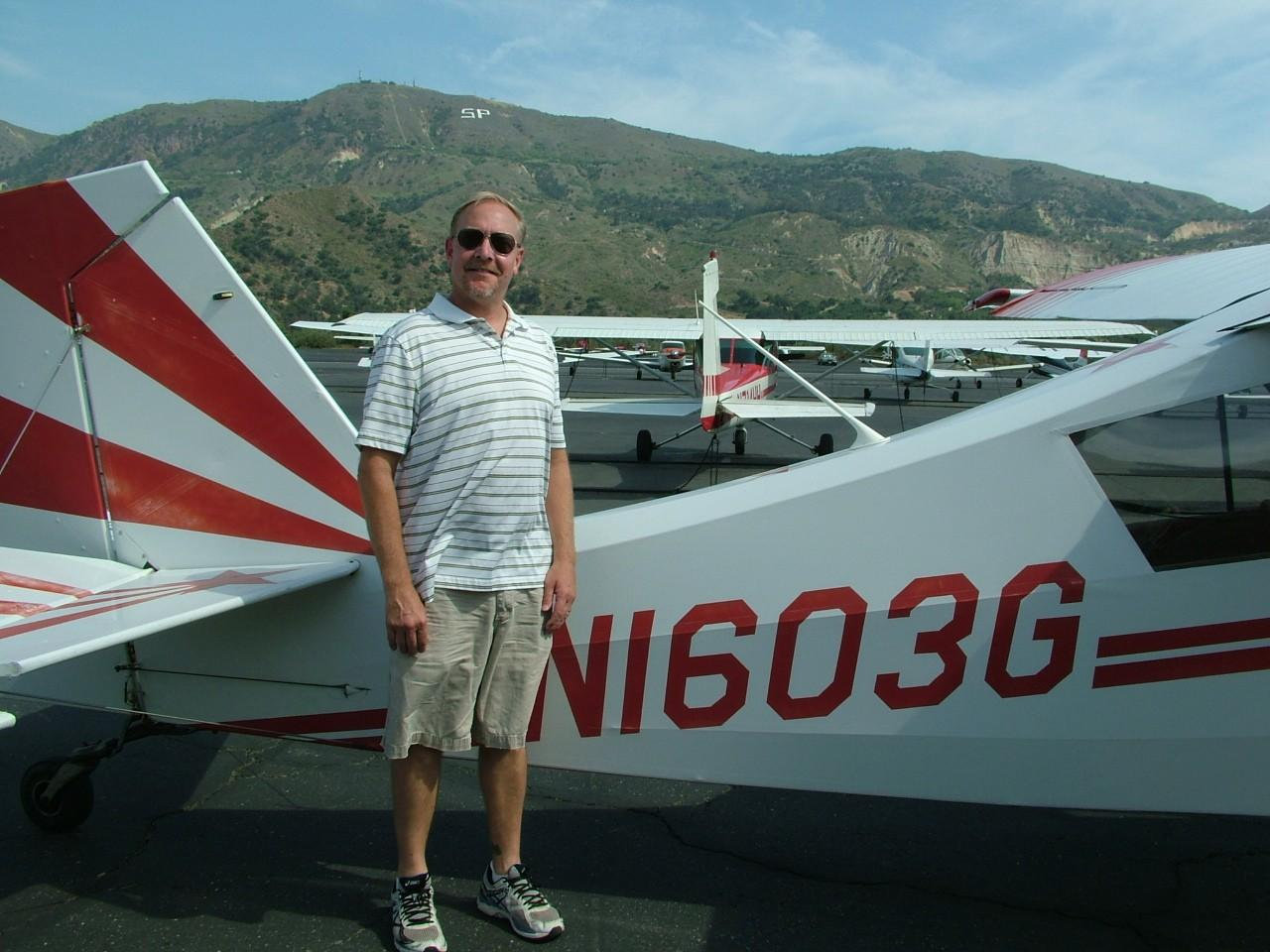 Tailwheel Endorsement - Chuck Williams