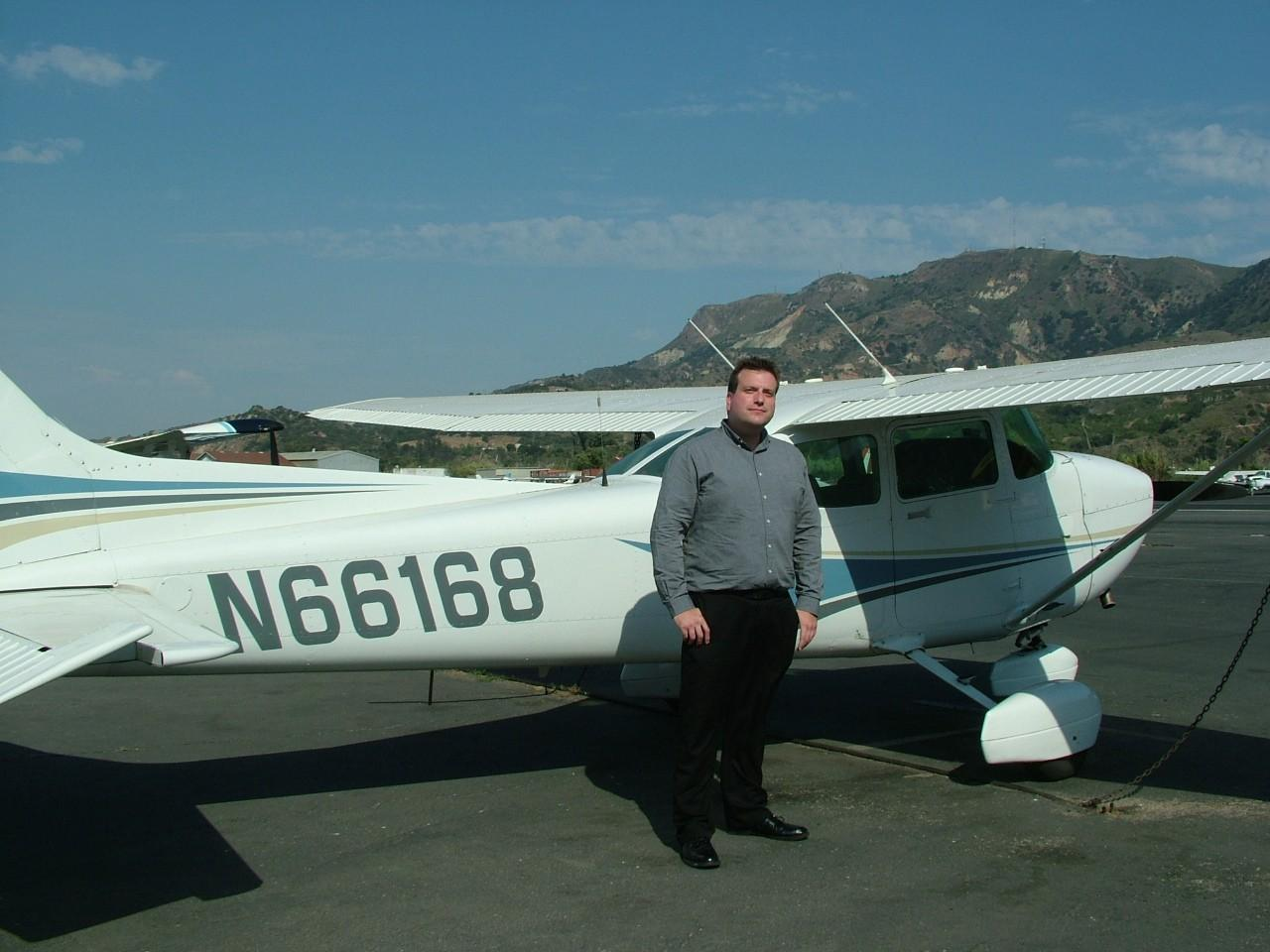 First Solo - Jason Keck