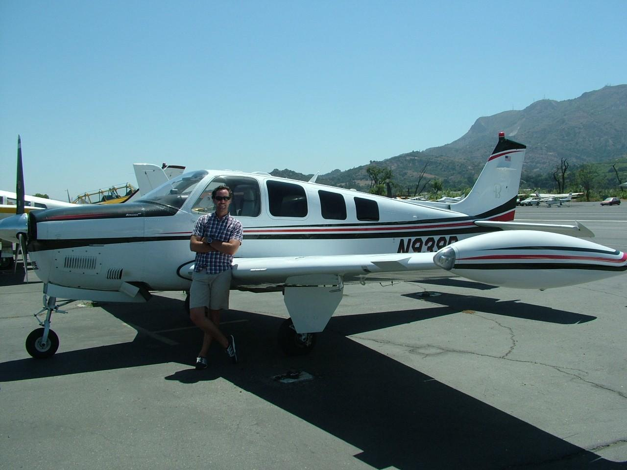 Certified Flight Instructor - Brennan Johnson