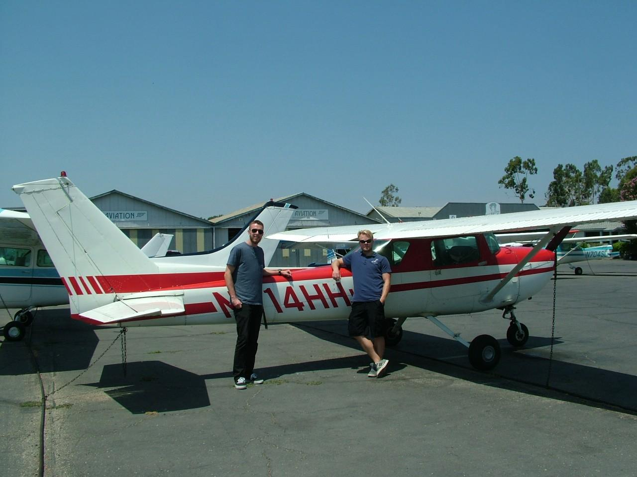 First Solo - Colton Gregory