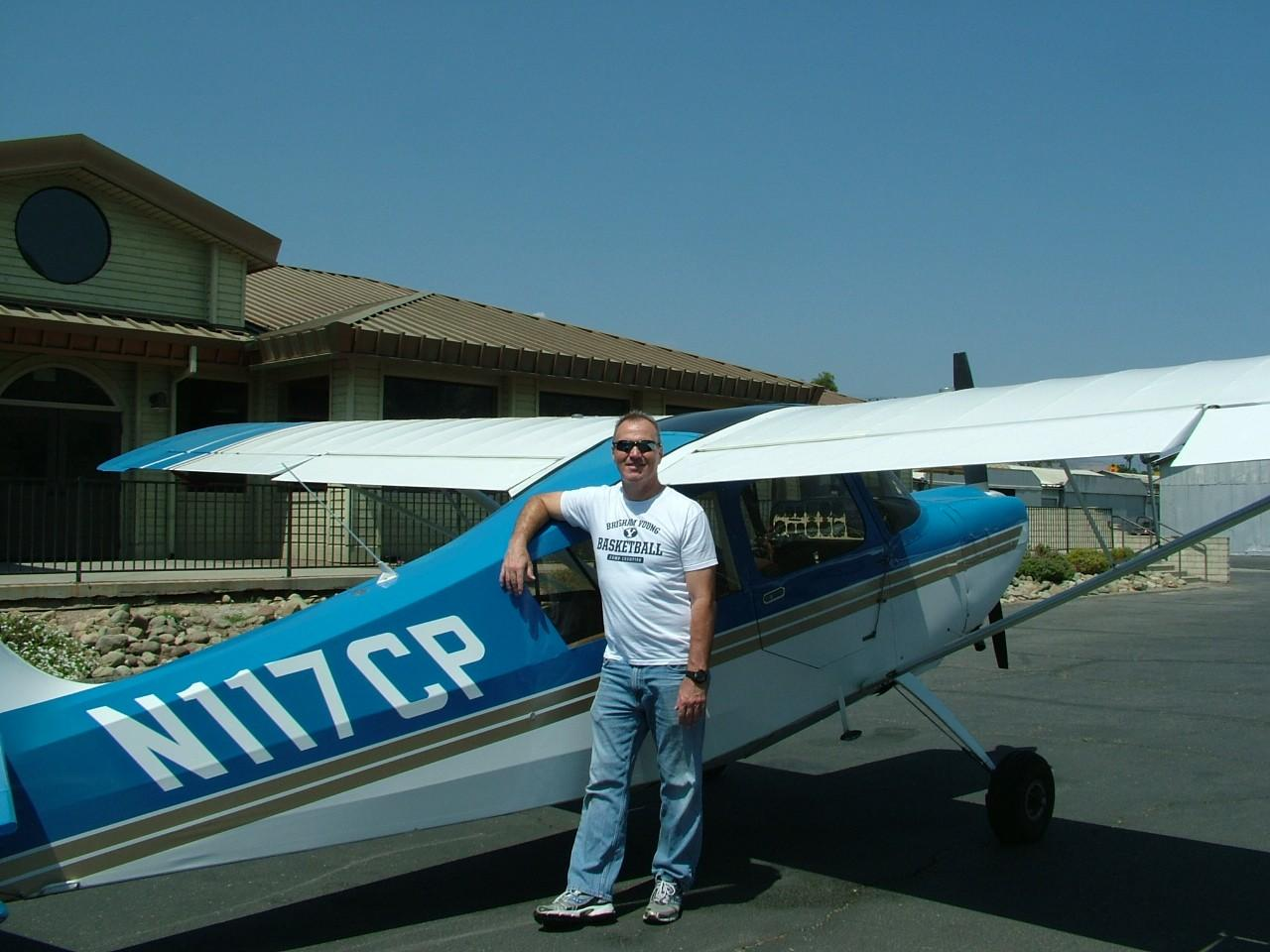 Tailwheel Endorsement - Bob Harding
