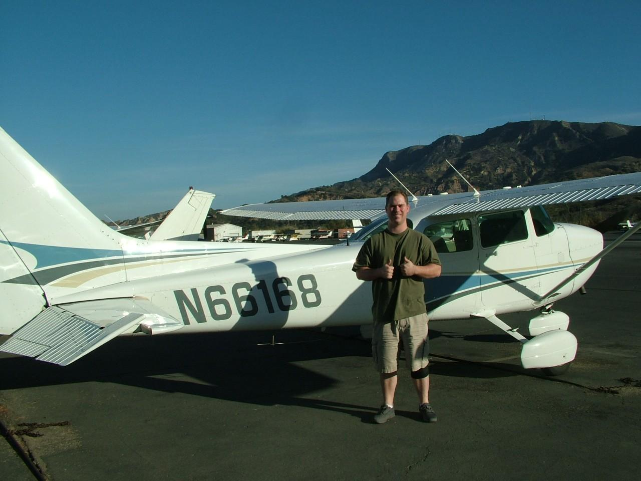 First Solo - Chris Pappas
