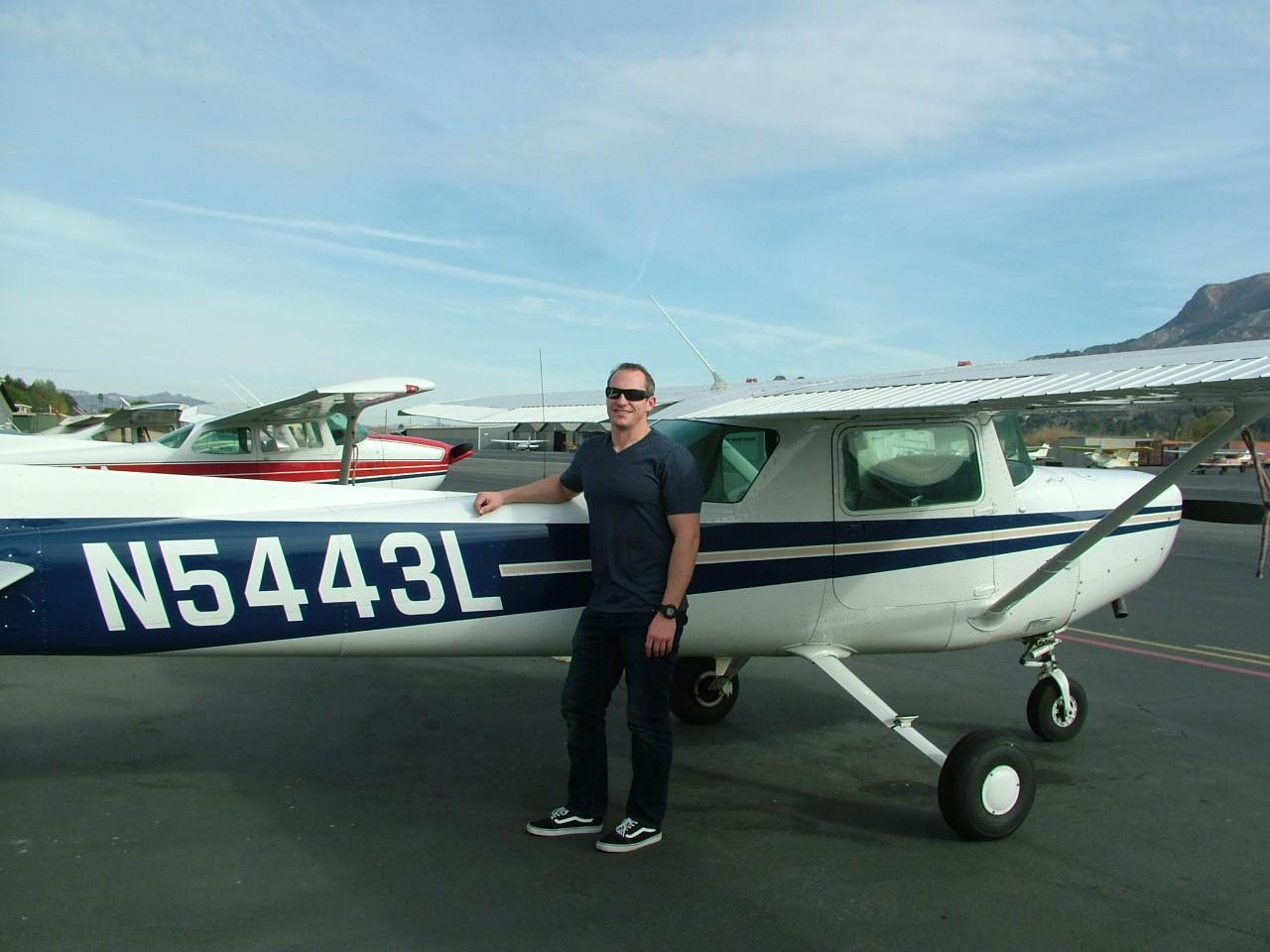 First Solo - Adam Hill