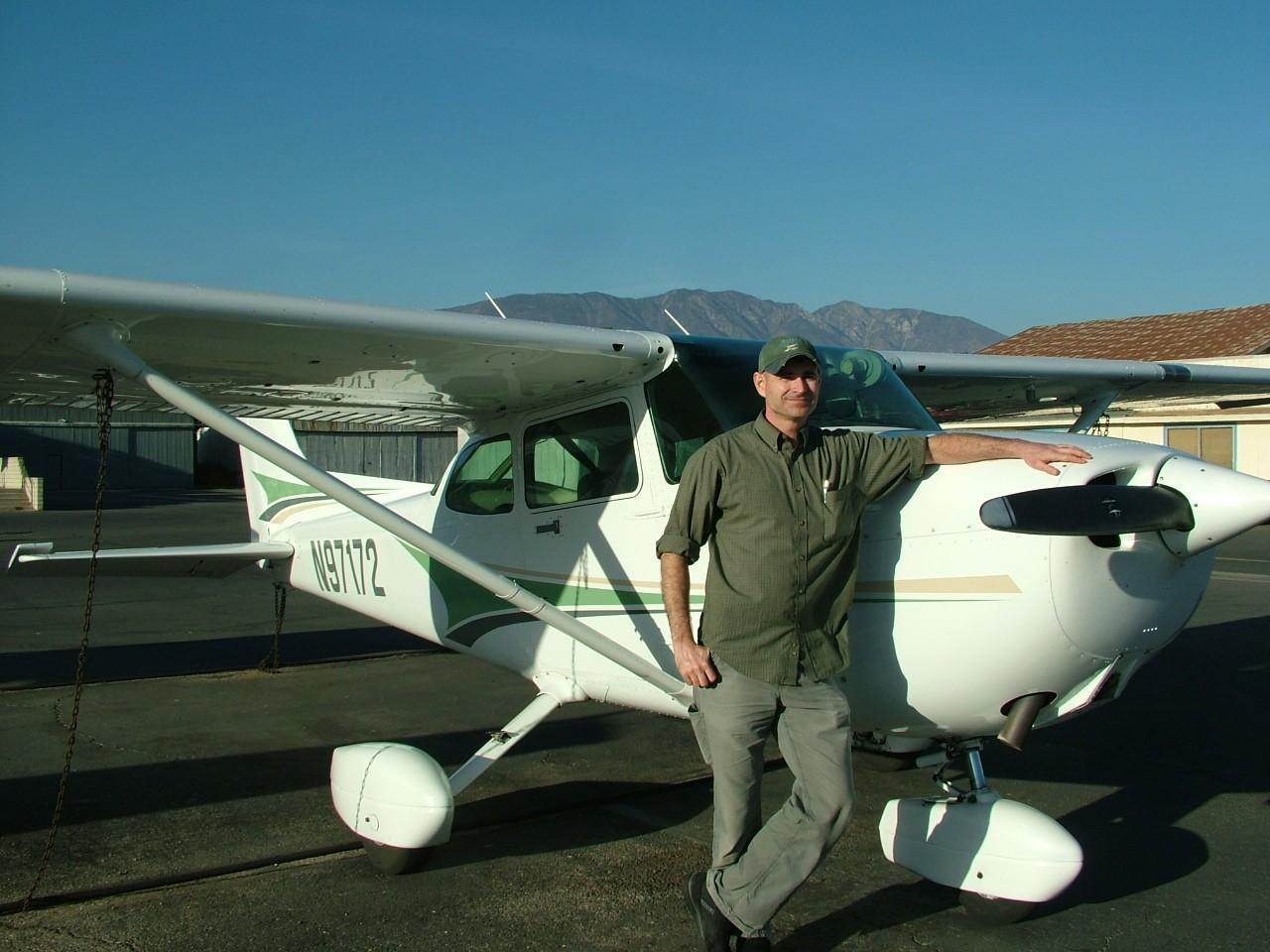 Certified Flight Instructor, Instrument - James Wittkop