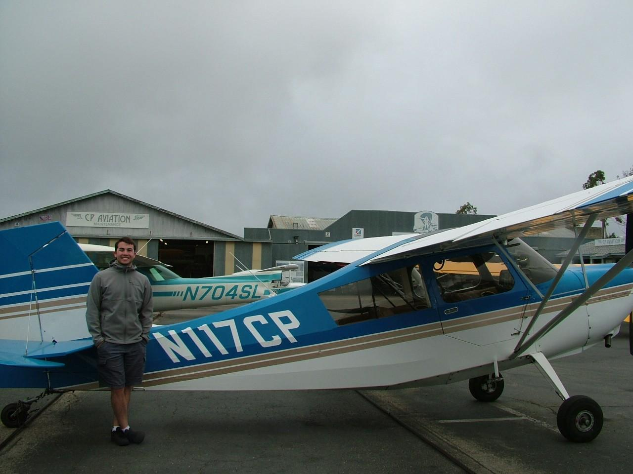 Tailwheel Endorsement