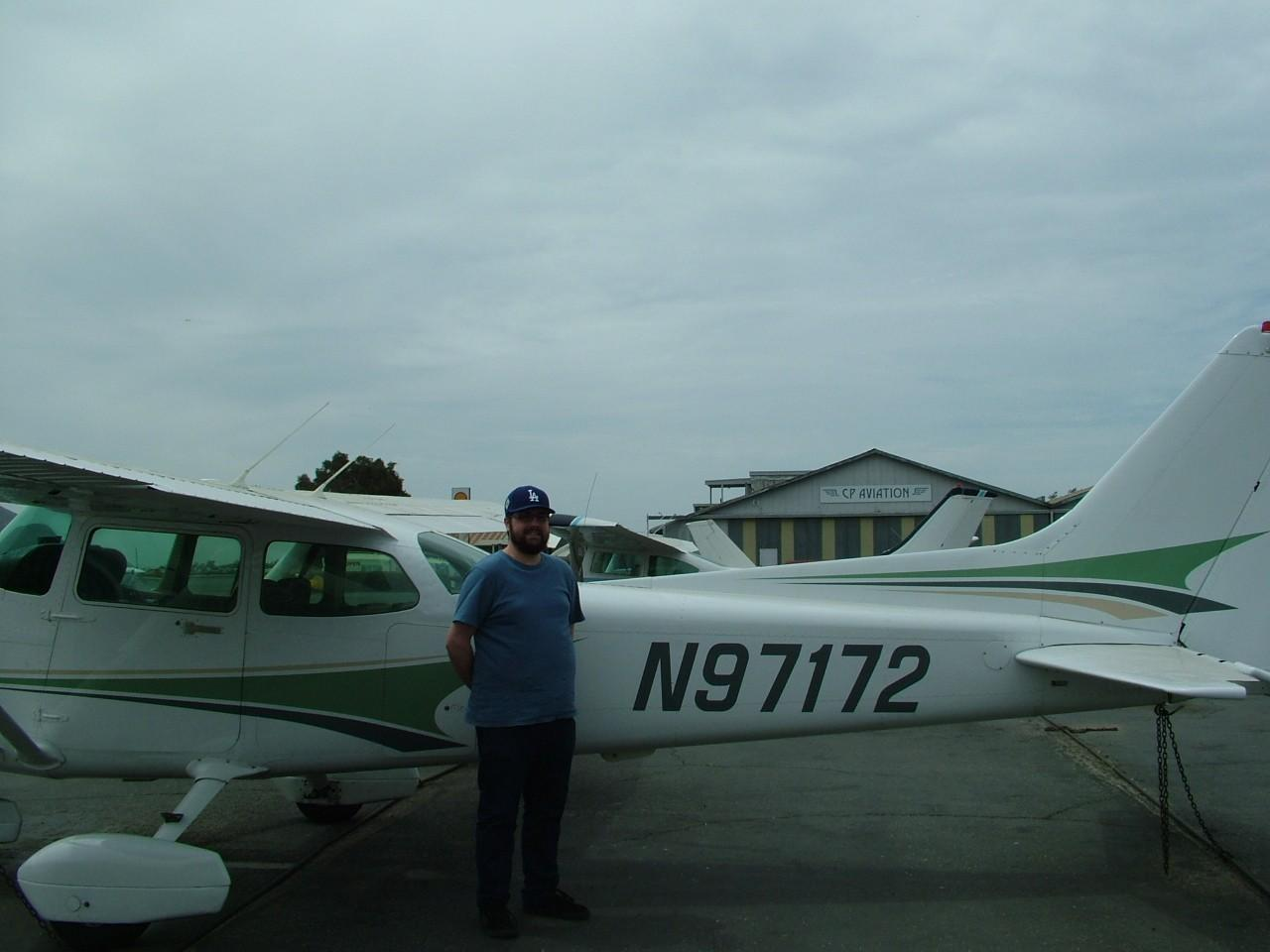 Private Pilot - Fred Langmark III