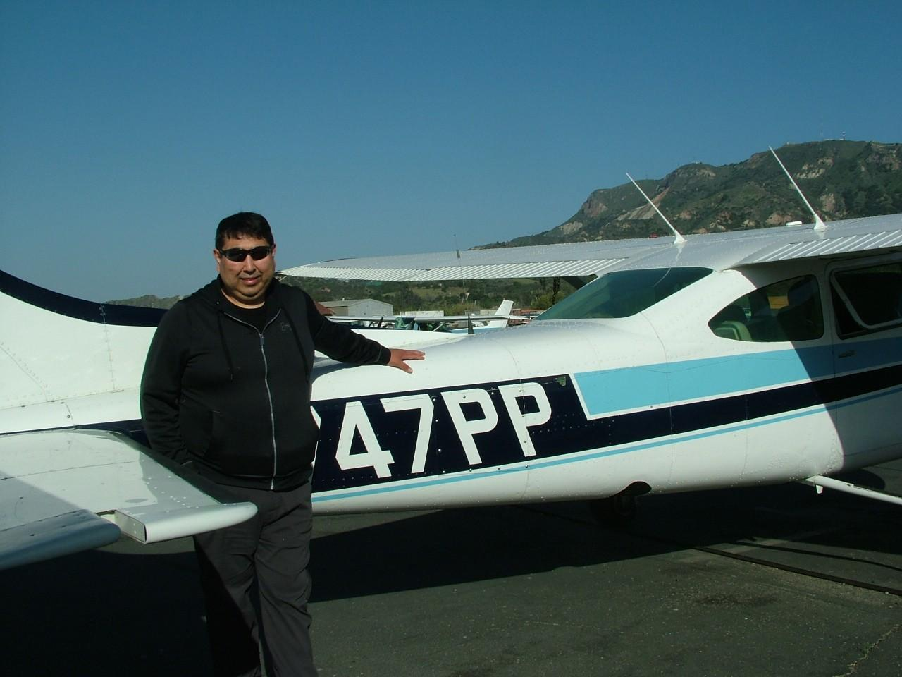 Certified Flight Instructor - Robert Sundown
