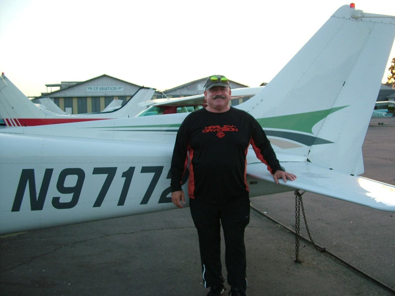 Anthony Lascano - Certified Flight Instructor