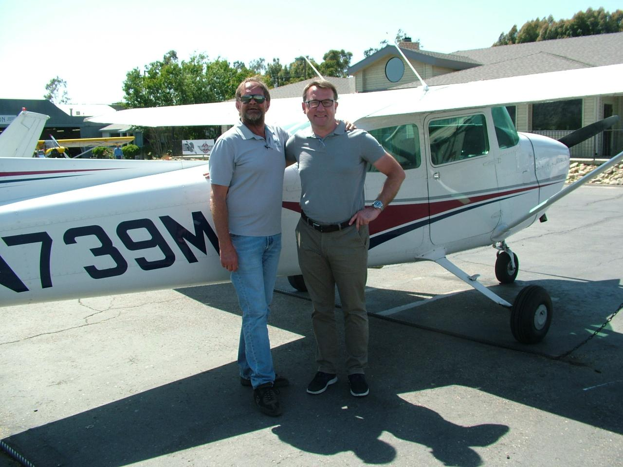 Piotr Dlugiewicz - Certified Flight Instructor