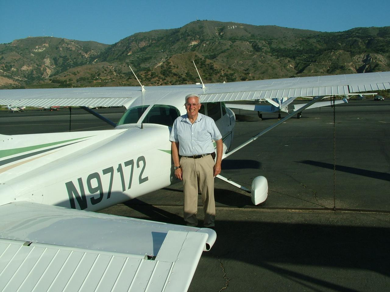 Private Pilot - Greg Cutler