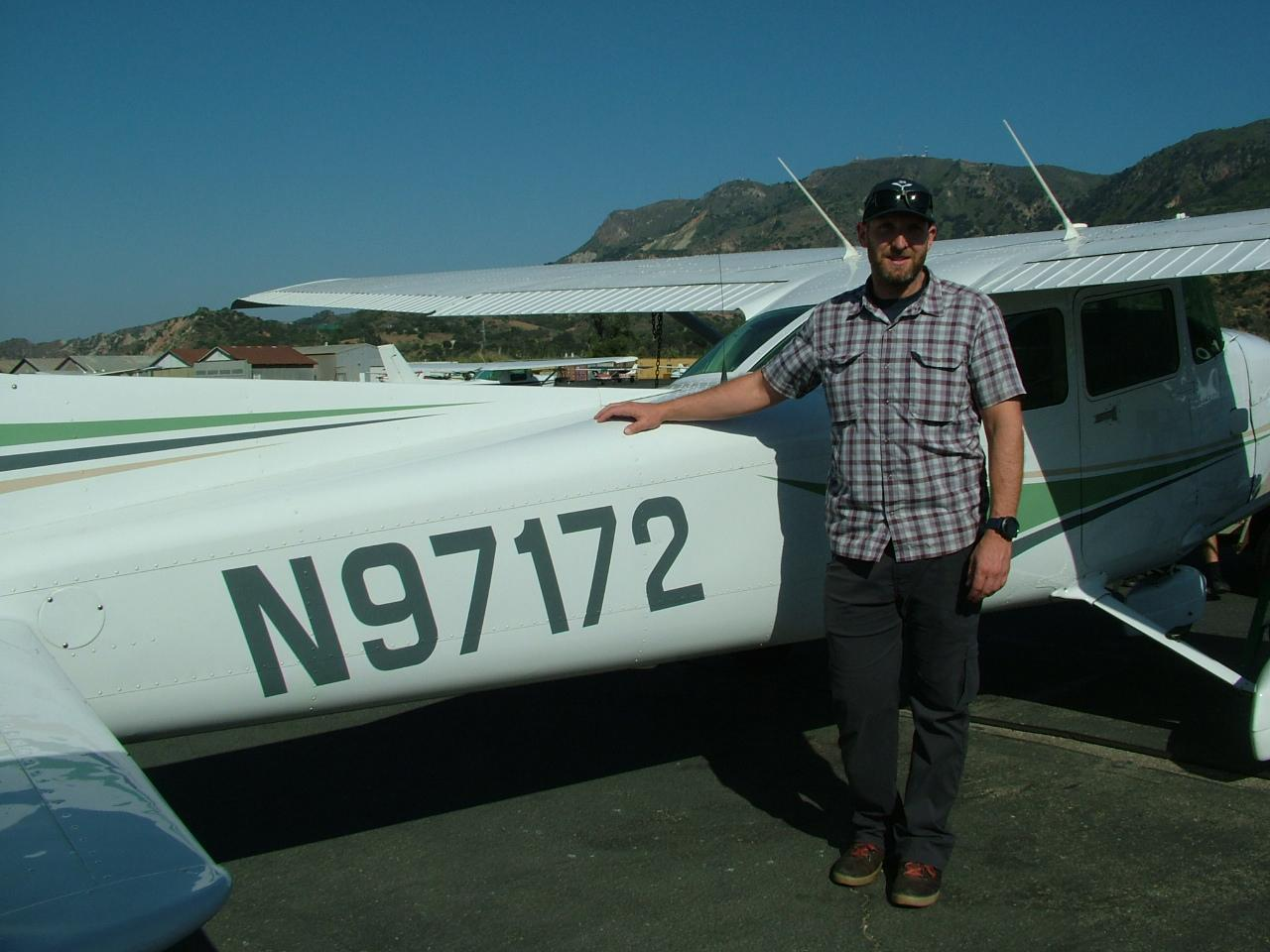 Certified Flight Instructor - Keddy Clark