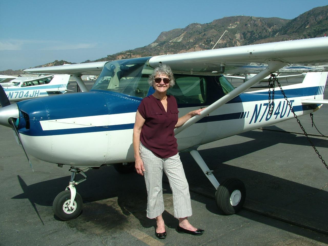 Private Pilot - Wendy Lascher