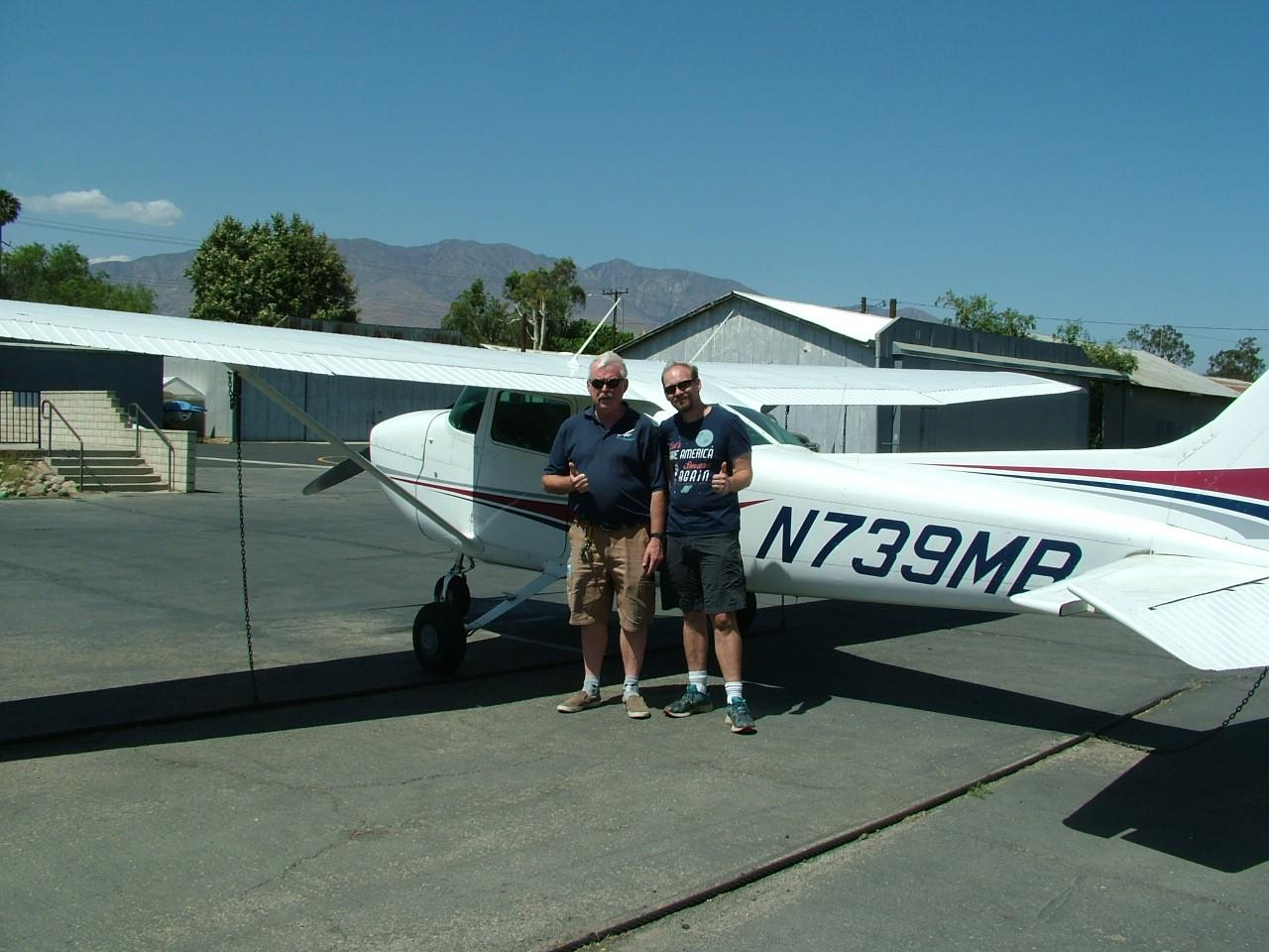 First Solo - Jason Hermance
