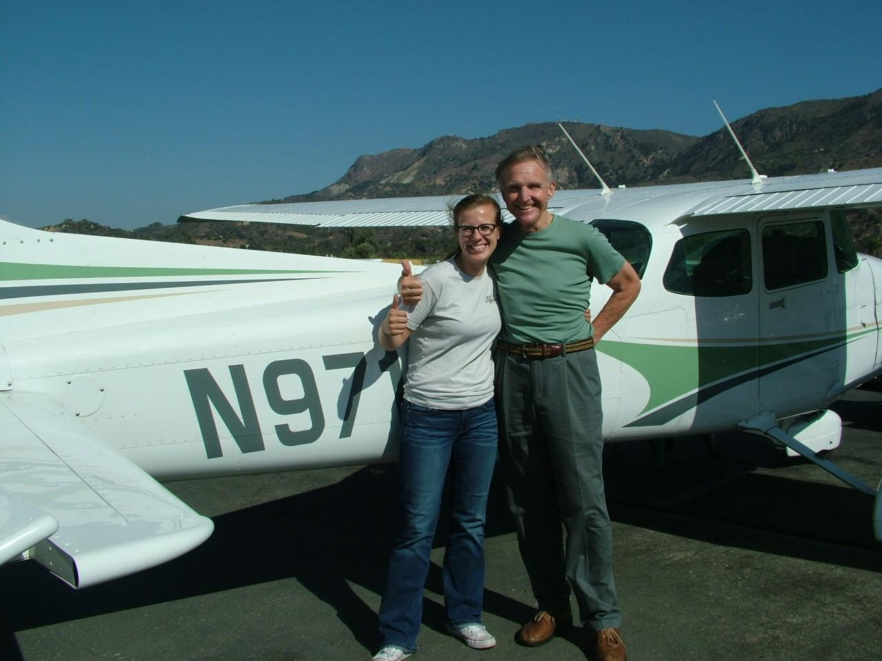 Instrument Rating - Brittany Wilderom