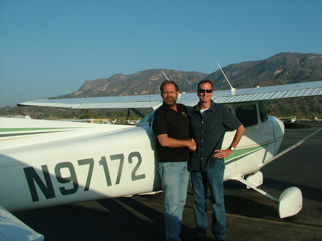 Certified Flight Instructor, Instrument - Jim Kopczynski