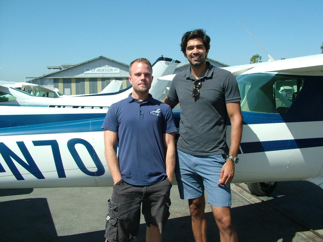First Solo - Sameer Vohra