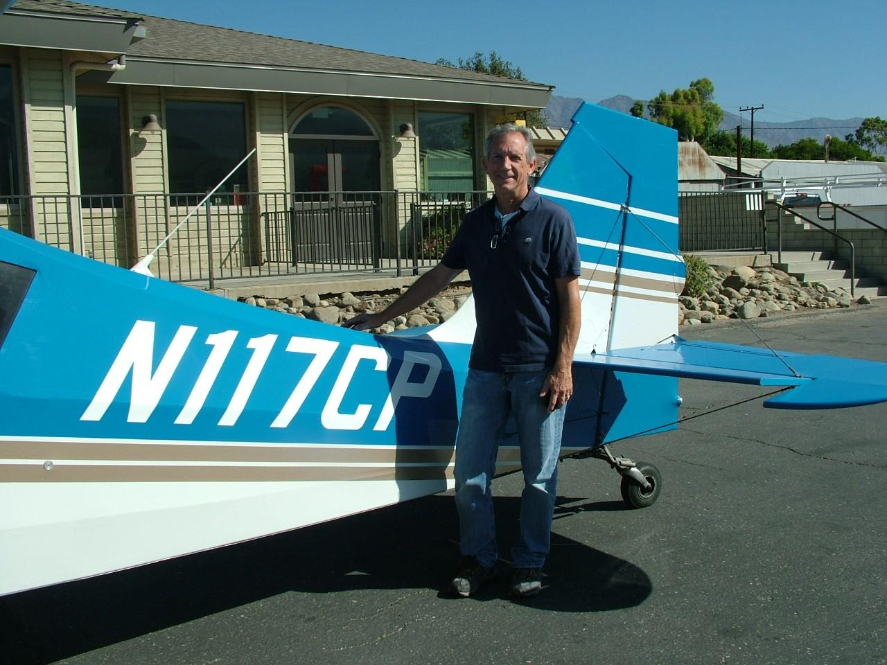Tailwheel Endorsement - Michael Zimmering