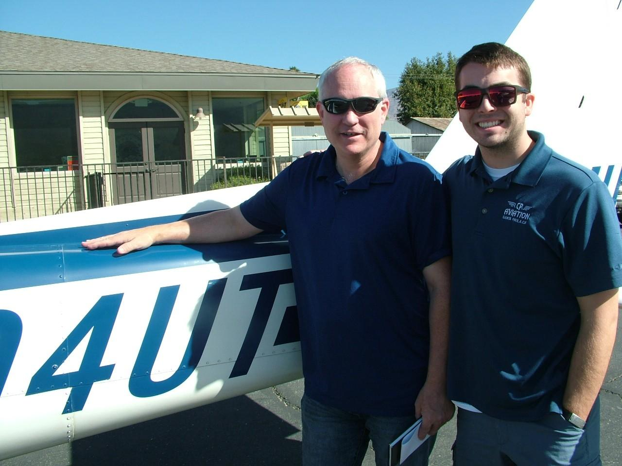 First Solo - Scott Tette