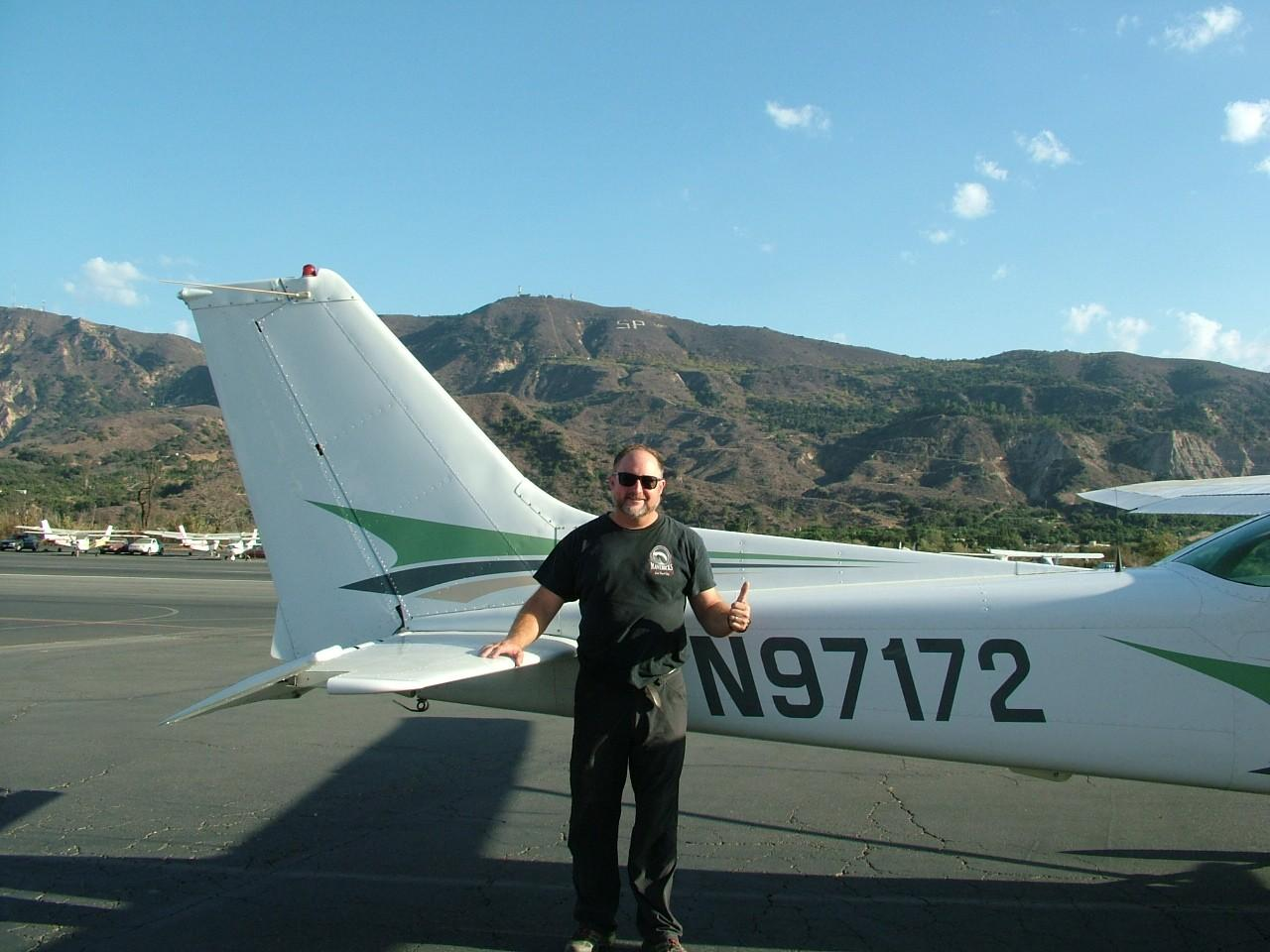 Brent Jacobs - First Solo!