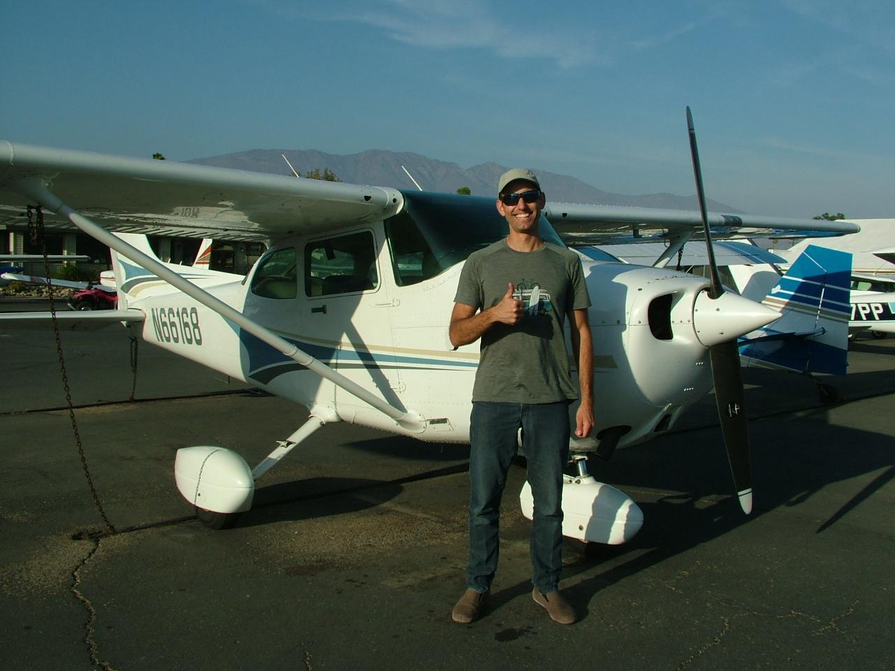 Private Pilot - Brian Nix!