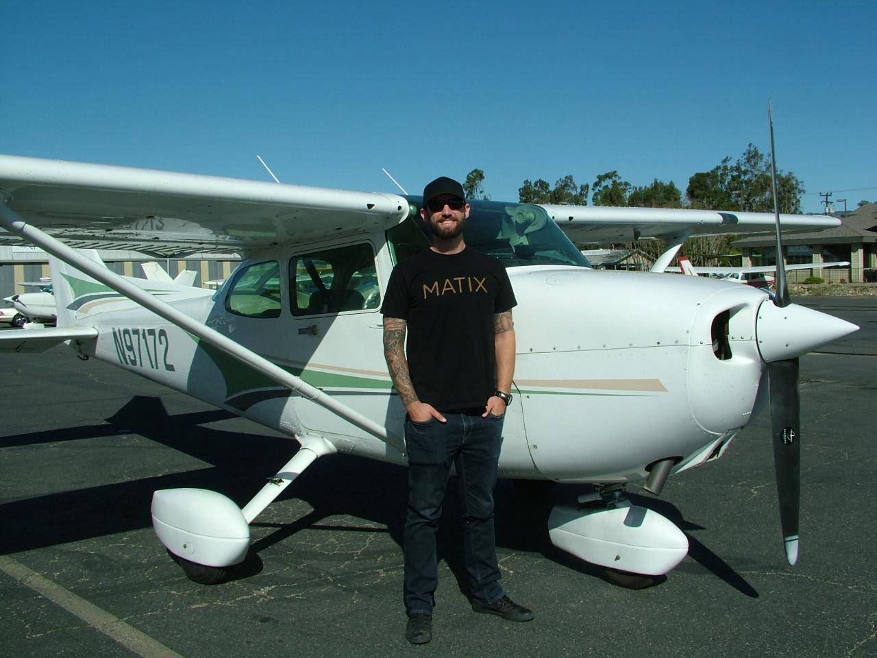 Private Pilot - Brian Nordella