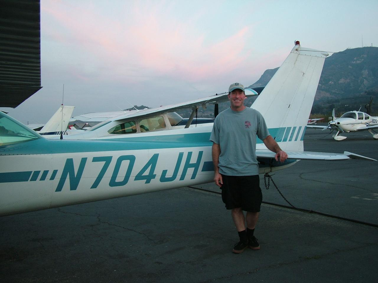 Private Pilot - Daniel Proctor