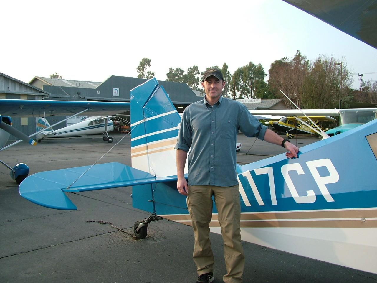 Commercial Pilot & Certified Flight Instructor - Joe Wittkop