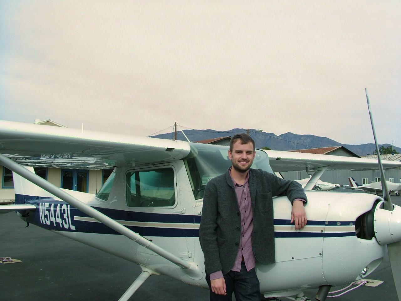 Certified Flight Instructor - Brennan Hoenes