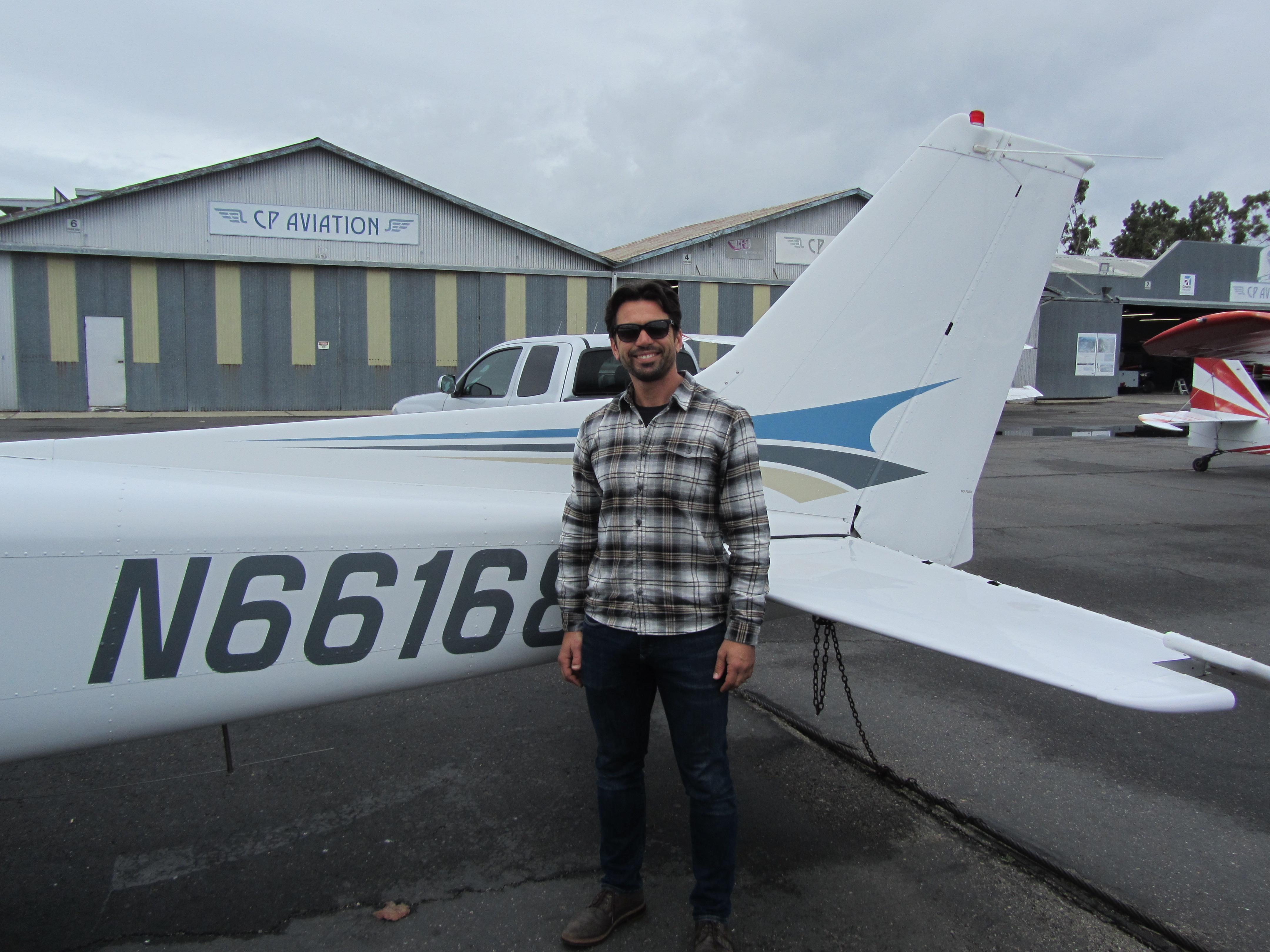 Private Pilot - Eran Hayoun