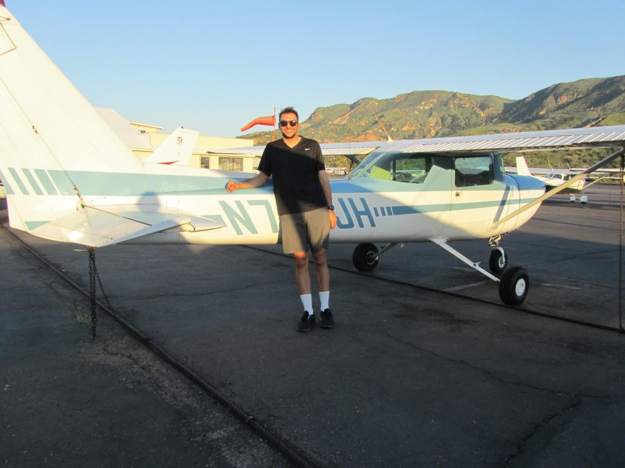Private Pilot - Nick Shoemate